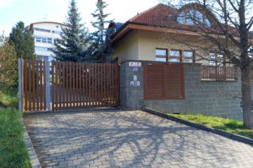 Nová pobočka, Hálkova 84